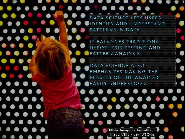 What is data science Slide 2