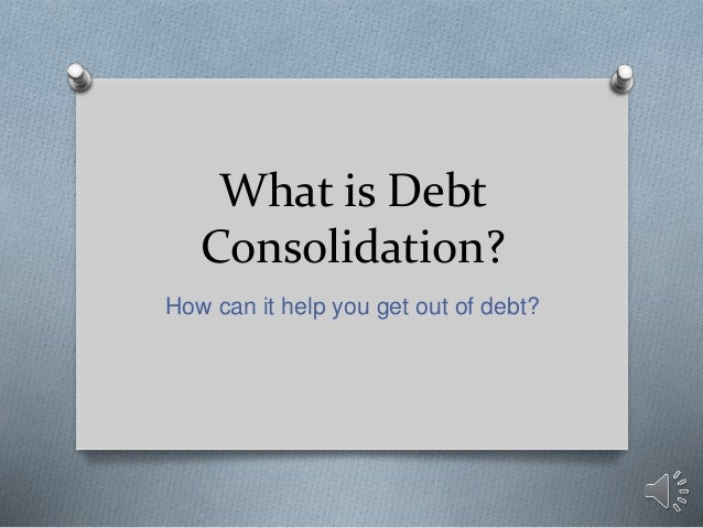 is it worth consolidating debt The best debt consolidation loans of 2018  and if the value of your home drops during that period, you may owe more than your home is worth.