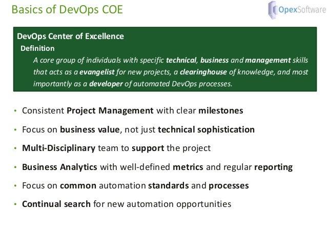 What Is DevOps? What Is DevOps CoE?