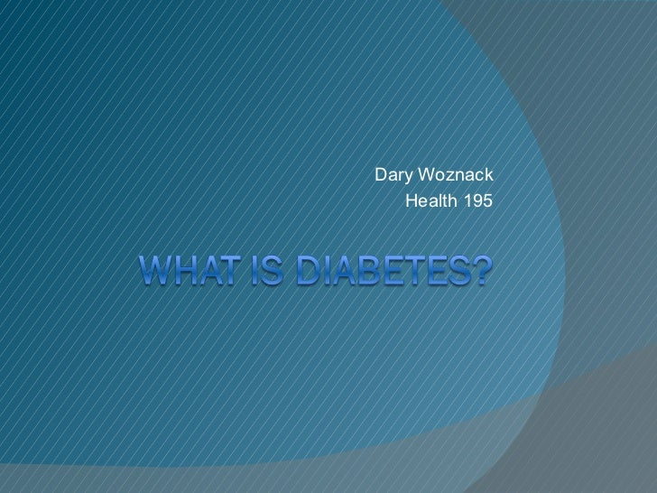 Dary Woznack Health 195