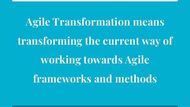 What is Digital Transformation Slide 3