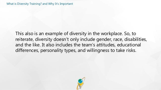 What is Diversity Training and Why it's Important