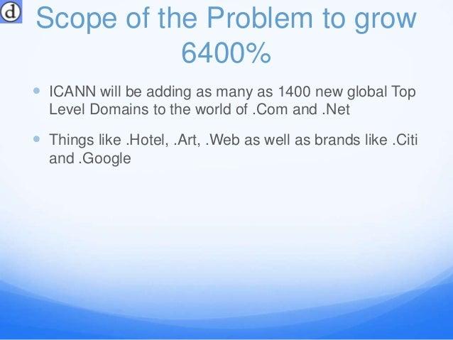 What is DomainSkate? Slide 3
