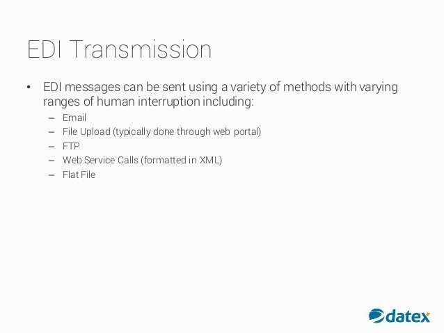 What is EDI and How Does it Work?