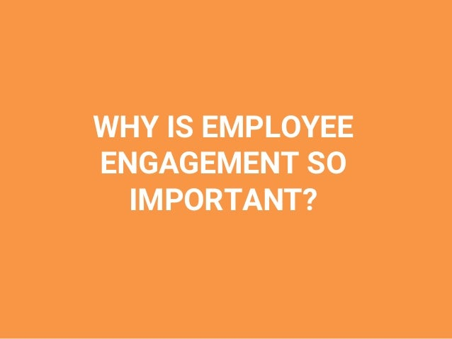 What is Employee Engagement? Slide 2