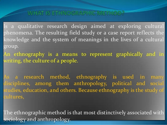 characteristics of an ethnographic essay Home publications  all articles  what is an analytical approach  difficult environmental problems have characteristics making them inherently difficult to.