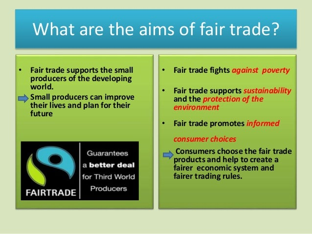What is to trade