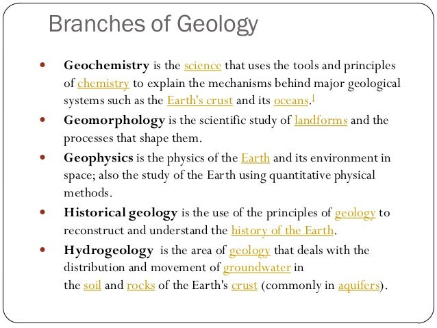 Geology and Earth Science News and Information
