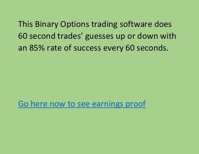 15 min binary options strategy