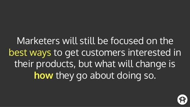"""(At one point in time, things like email, SEO, social, etc. were considered """" """" by traditional marketers.)"""