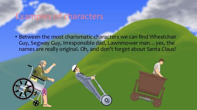 What Is Happy Wheels About