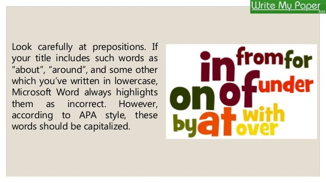 What is Headline Style Capitalization