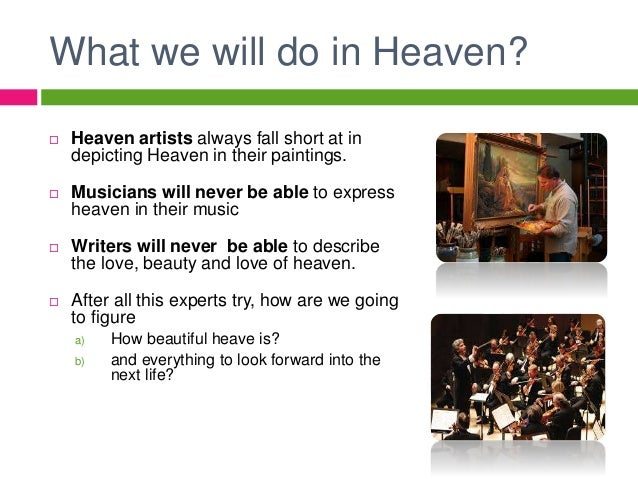 What does the Bible say about Heaven amp the Kingdom of God