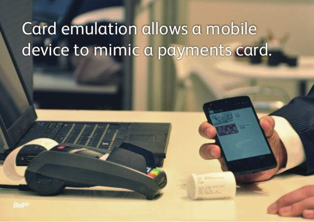 host card emulation (hce) technology
