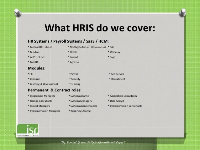 how to learn hris system