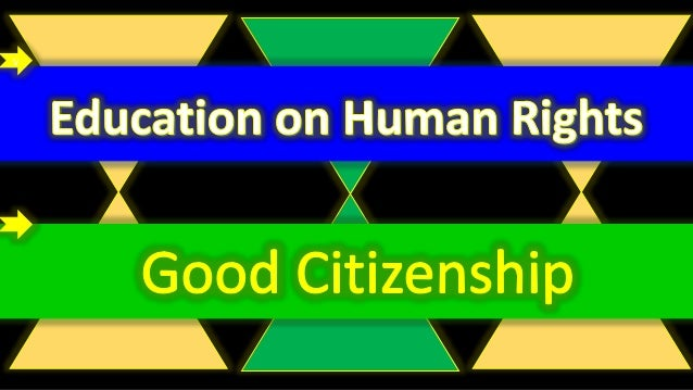citizenship and human rights What is the charter on citizenship and human rights education and how can the council of europe member states get better in promoting democracy and human.