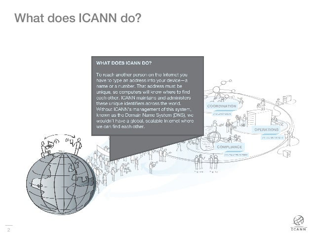 2 What does ICANN do?!