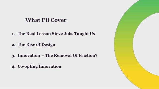What Is Innovation — Really? Slide 3