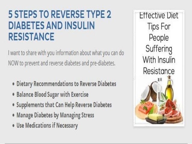 List Of Foods To Eat For Insulin Resistance