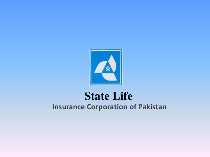 State LifeInsurance Corporation of Pakistan<br />