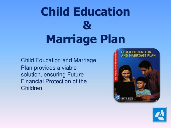 Image result for child education & marriage plan
