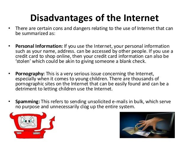the disadvantages of pornography to young children This article examines how the internet has entered children's lives and notes some of its potential positive and negative influences on children although the internet's effects on a given child vary based on each child's characteristics and how the child uses the internet, adults still must have a fundamental understanding of these general potentials.