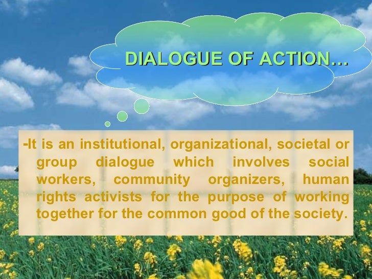 31 dialogue reflection 1 comm 121 – interpersonal communication: reflection dialogue assignment #1 (p31) 6 explain the interpersonal communication: reflection dialogue.