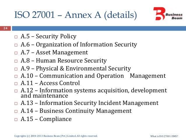 dsdm and information security management standards iso 27001 Information security based on iso 27001 en iso 17799 dsdm – een introductie implementing leading standards for it management (engels.