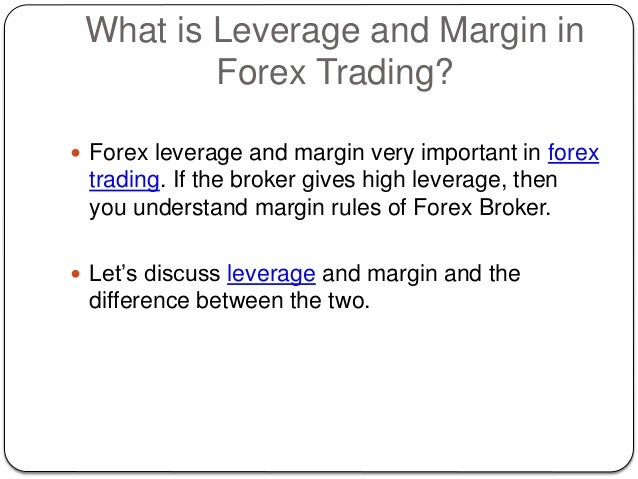 Allowed leverage for forex in australia