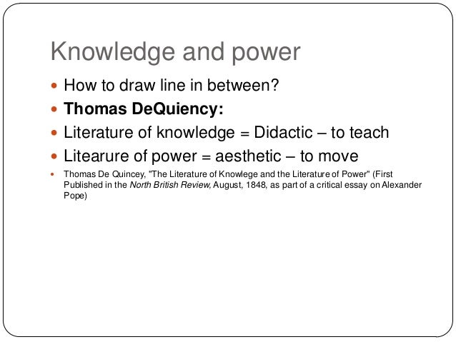 What Is Literature  Essay On Alexander Pope   Literature Is The Product