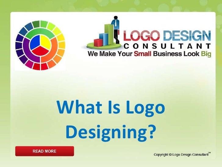 What Is Logo Designing?