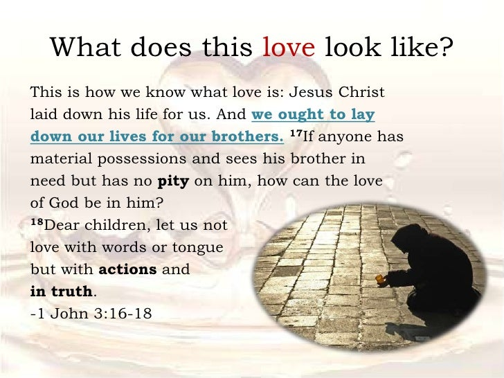 what is love for