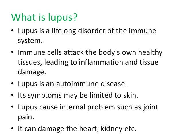 What Is Lupus 47290272