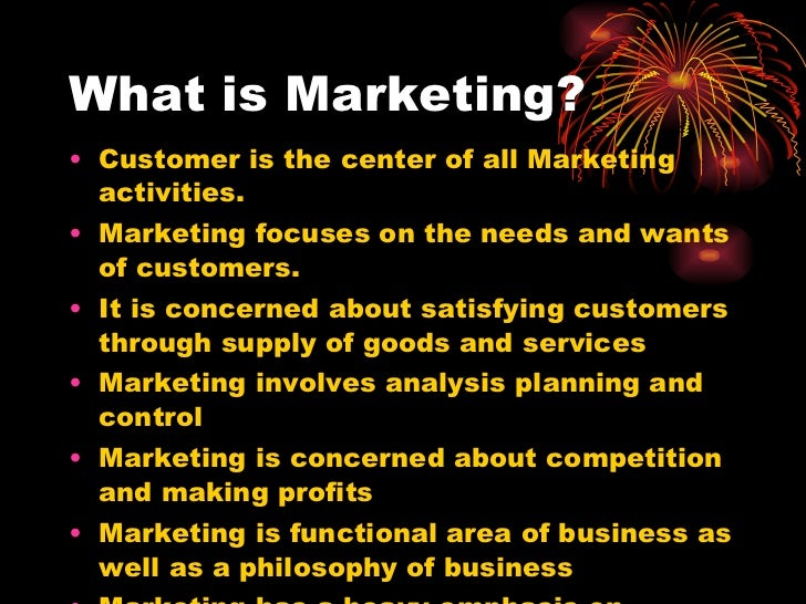 What Is Marketing By Maxwell Ranasinghe