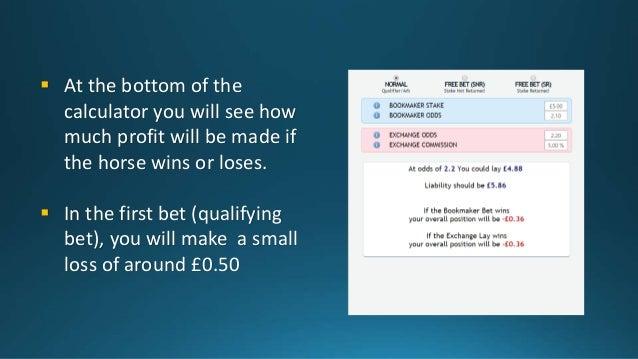 2017 ~ horse bet exacta box