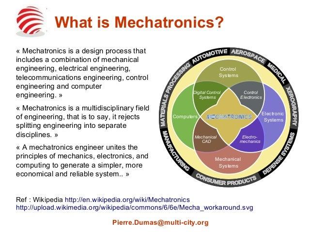 what is mechatronics engineering
