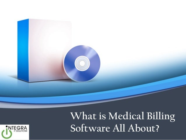 What is Medical Billing Software All About?