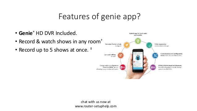 What is Netgear Genie App? How to setup router using genie app?