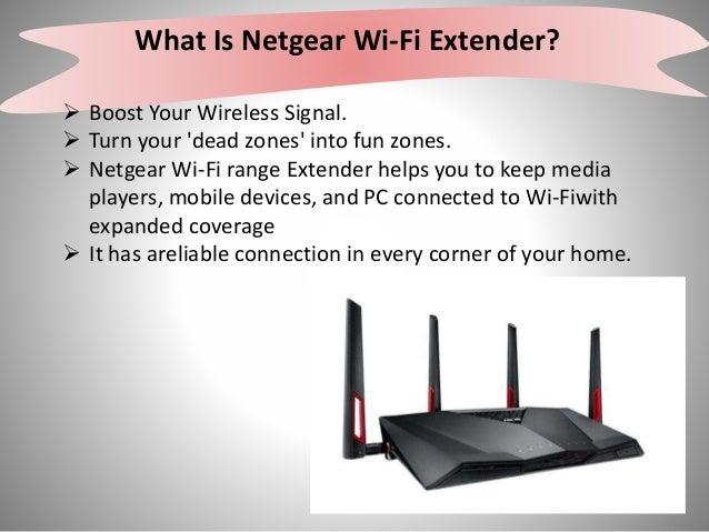 Turn on netgear router