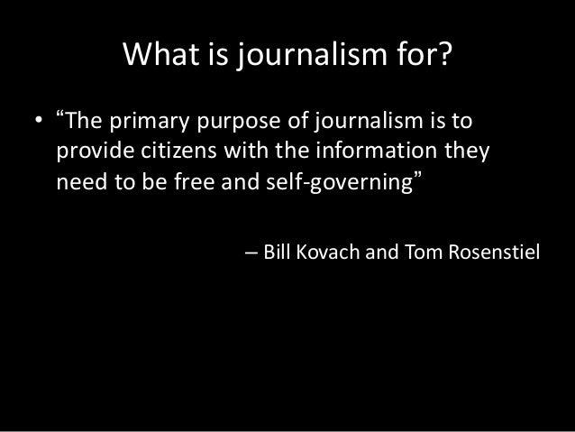 the elements of journalism kovach and rosenstiel pdf