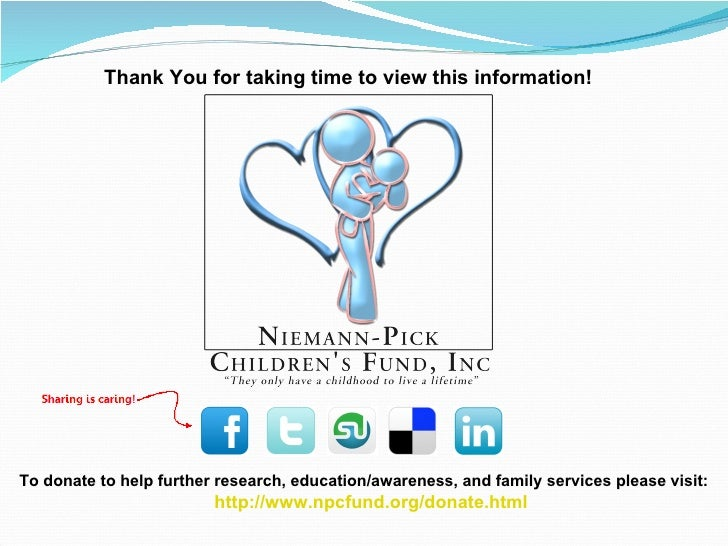 Thank You for taking time to view this information! To donate to help further research, education/awareness, and family se...