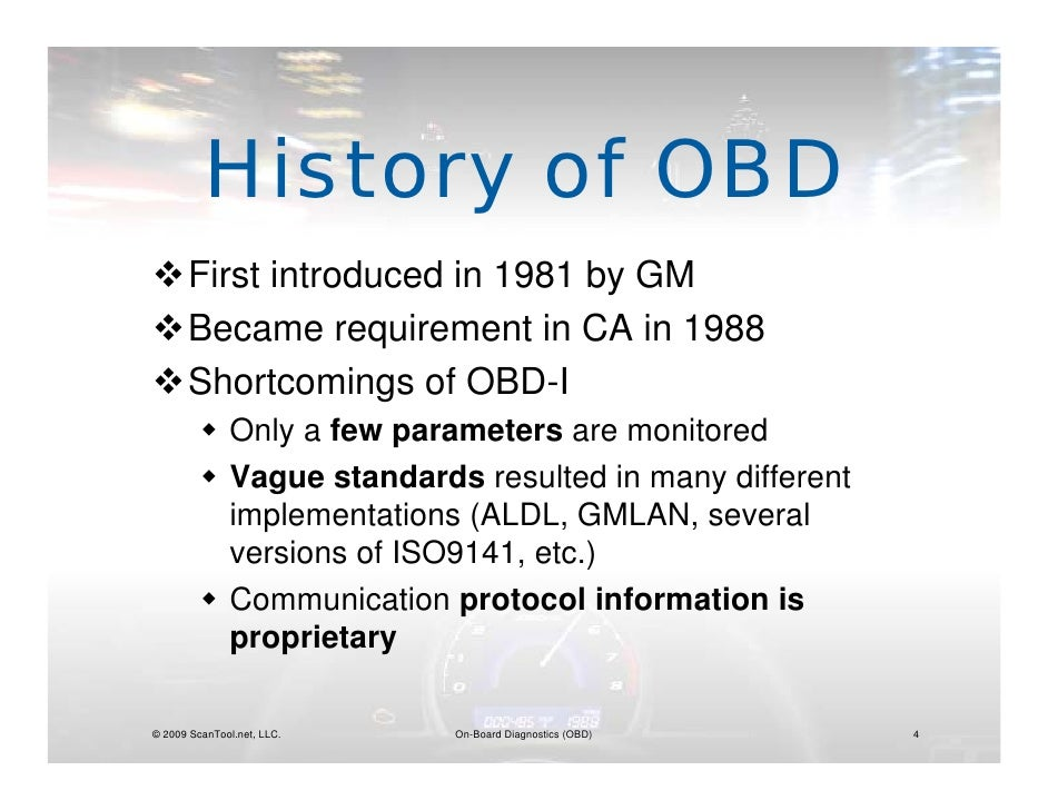 What Is Obd Scan Tool Presentation Mp3 Car Afk Fest 2009