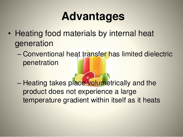 ohmic heating in food preservation Physical methods of food preservation are those that utilize microorganisms can be destroyed by established physical microbicide treatments such as heating.