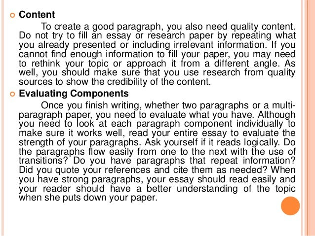 transitions for essay