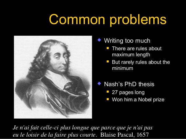 Doctoral dissertation john nursall