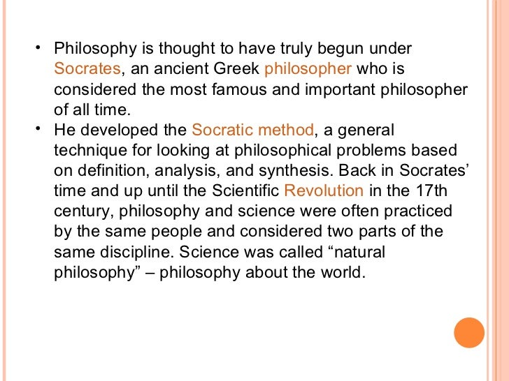 an analysis and an introduction to the socratic method of philosophy Only questions of this type are suitable for exploring using the socratic methods of philosophy article on ↑ introduction to the socratic method and.