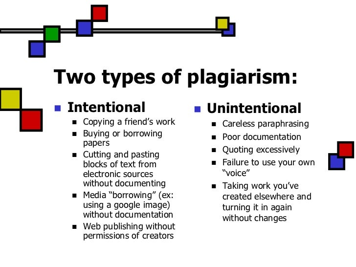 definition of plagiarism and how to avoid it