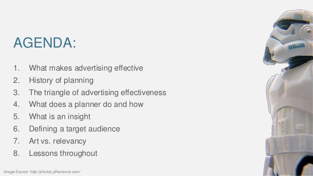 What is planning? Wunderman explains. Slide 2