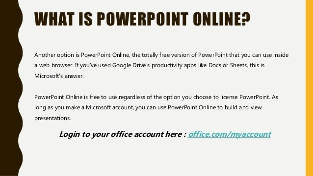 what is powerpoint what are the uses of powerpoint