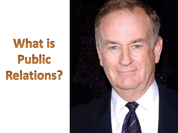 What is Public Relations?<br />